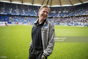 Markus Gisdol announced as new Hamburg head coach