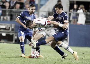 Lyon tropeça no Bastia e perde chance de encostar nos líderes da Ligue 1