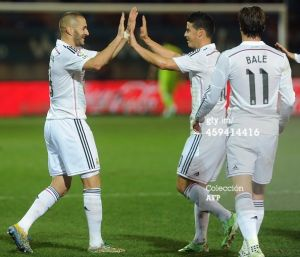 Real Madrid - Eibar: puntuaciones del Real Madrid, 12ª jornada Liga BBVA