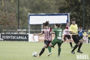 Fotos e imágenes del Athletic 1 - Levante 1, de la jornada 9 de Primera División Femenina