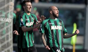 Il Sassuolo si prende la rivincita: Inter umiliata 3-1
