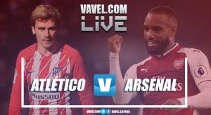 Atletico Madrid - Arsenal in diretta, LIVE Europa League 2017/18 (1-0): gli spagnoli volano in finale!
