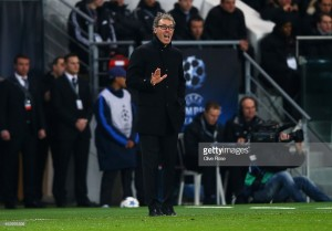 Former France boss Laurent Blanc linked with Everton role