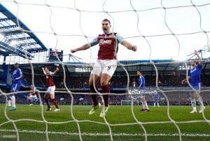 "Burnley striker Sam Vokes ""can't wait"" for the return of Premier League action"