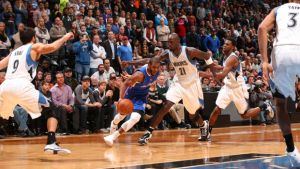 Los Angeles Clippers Hold Off the Minnesota Timberwolves, 110-105