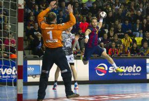 FC Barcelona - KIF Kolding: partido trampa