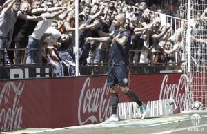 Un merecido cierre de liga para Valencia