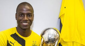 Adrián Ramos se estrenó con título en Borussia Dortmund