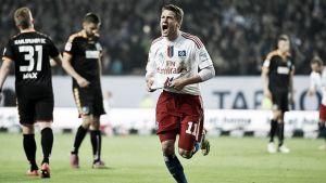 Hamburgo empata com Karlsruher em casa e se complica no playoff de rebaixamento