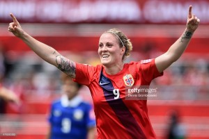 Norway 3-0 Scotland: Football Girls start the year out on a high