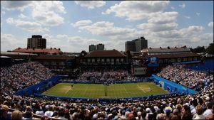 Coupe Davis : GB-France au Queen's
