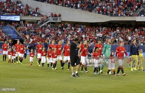 Manchester United announce 2017/18 pre-season tour of the USA