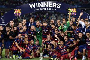 FC Barcelona - Sevilla: puntuaciones del Barcelona, final Supercopa de Europa