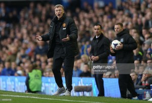 """David Moyes insists that he has """"no regrets"""" about his time with Manchester United"""