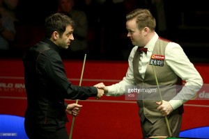 Rivals Ronnie O'Sullivan and Shaun Murphy power into UK Championship final