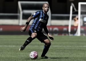 """Felipe Melo admite torcida pela Inter no dérbi ante à Juventus: """"Levo essascores no coração"""""""