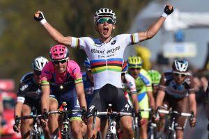 """Michal Kwiatkowski: """"En el ciclismo, si no vas a por la victoria, nunca la vas a conseguir"""""""
