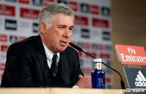 """Ancelotti: """"Lo más importante era ganar el partido y lo hemos hecho bien"""""""
