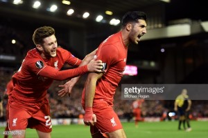 Adam Lallana and Dejan Lovren next to be tied down at Liverpool