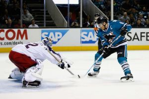 Giveaways By San Jose Sharks Lead To Loss Against Columbus Blue Jackets