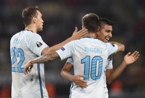 Europa League: cinquina dello Zenit al Vardar in Macedonia (0-5)