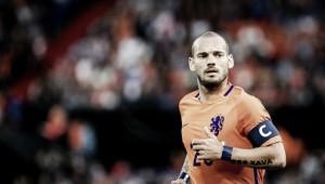 """Wesley Sneijder: """"Quiero continuar en la selección"""""""