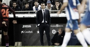 "Valverde lamenta derrota para Espanyol: ""Tivemos a partida dominada"""