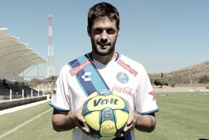 Federico González, refuerzo con hambre de gol