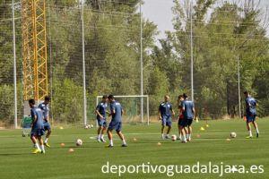 El CD Guadalajara refuerza la defensa con el fichaje de Gonzalo Verdú