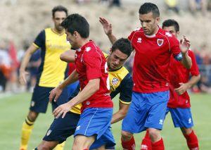 El Numancia se enfrentará al Atlético de Madrid el 23 de julio