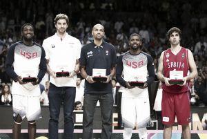 Quinteto ideal del Mundobasket
