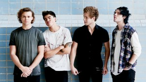 'How Did We End Up Here? Live at Wembley Arena': nuevo DVD de 5 Seconds of Summer