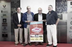 El Club Atlético Osasuna presenta los actos que conmemorarán los 50 años de El Sadar