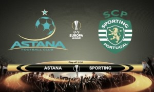 Astana x Sporting: Arranque do leão no Cazaquistão