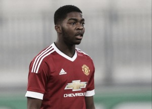Ro-Shaun Williams looking to emulate Smalling and Blind