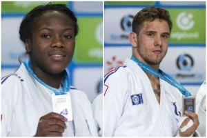 Mondiaux de judo : Agbegnenou et Pietri en argent