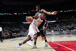 Atlanta Hawks Stretch Indiana Pacers Too Thin, Prevail 102-96