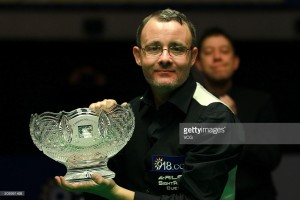 German Masters: Martin Gould two wins away from retaining his title