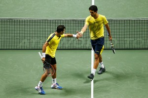 The Daily Doubles: Dodig-Melo Advance In Rotterdam
