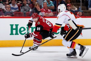 Mikkel Boedker's Days With Arizona Coyotes Are Numbered