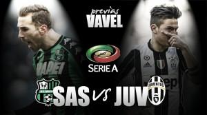 Previa Sassuolo - Juventus: Europa, liderato o permanecia