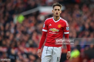 Adnan Januzaj thanks Manchester United fans for support after Real Sociedad switch