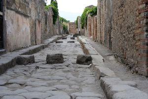 Pasos de peatones en la Antigua Roma