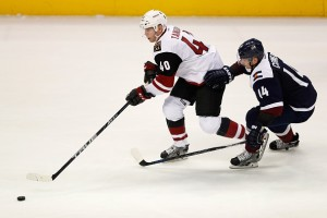 Arizona Coyotes: After Successful Road Trip Wild Card Race Heats Up