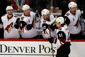 Arizona Coyotes: Playoff Predictions For Tight Western Conference Race