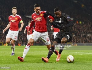 """Chris Smalling admits Liverpool tie is """"the game"""" for Manchester United"""