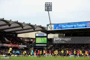 What must Stoke do to achieve victory against Watford?