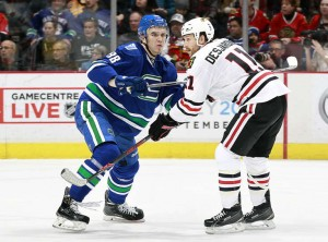 Chicago Blackhawks Clinch Playoff Berth With Big Win Over The Vancouver Canucks
