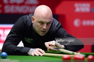 World Grand Prix: The Rocket diffuses in Round Two, whilst King progresses on the final black