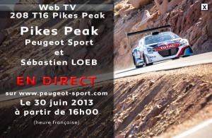 Suivre Pikes Peak en direct